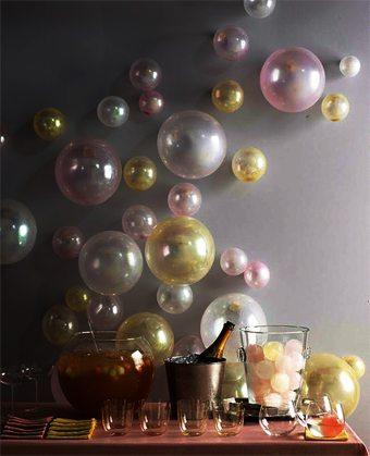 Una idea para decorar la fiesta de Nochevieja ideas-para-decorar Blog Decoracion