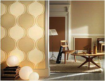 Geometría en las paredes ideas-para-decorar Blog Decoracion