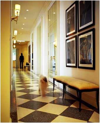 El pasillo no es sólo un atajo decoracion-de-salones Blog Decoracion