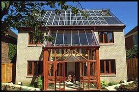Las ventajas de la energía solar en casa ideas-para-decorar Blog Decoracion