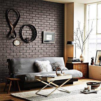 Decoración moderna y ladrillos ¿Son compatibles? decoracion-cocinas Blog Decoracion