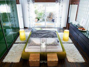 Estilo zen en los dormitorios blog decoraci n for Decoracion zen dormitorio