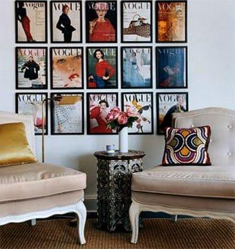 Enmarca tus gustos ideas-para-decorar Blog Decoracion