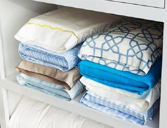 Una idea práctica para organizar las sábanas  complementos-decoracion-2 Blog Decoracion