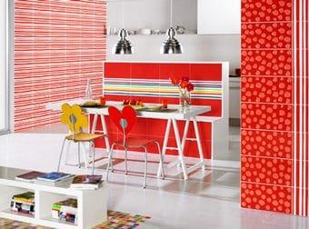 Una cocina al estilo Agatha Ruiz de la Prada  decoracion-cocinas, decorar-banos Blog Decoracion