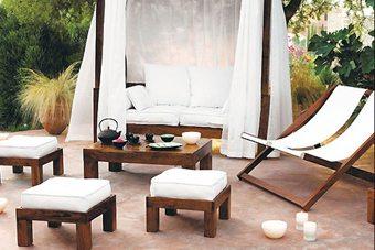Un rinc n de estilo chil out en la terraza o jard n blog - Decoracion de terrazas chill out ...