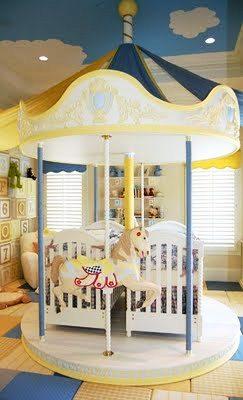 Dormir en un carrusel ideas-para-decorar Blog Decoracion