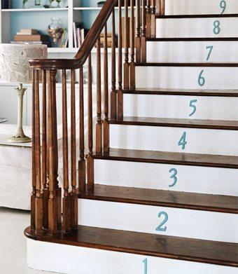 Pon números a los escalones de tu escalera complementos-decoracion-2 Blog Decoracion