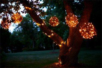 Una idea para iluminar el jardín en verano  decoracion-jardines Blog Decoracion
