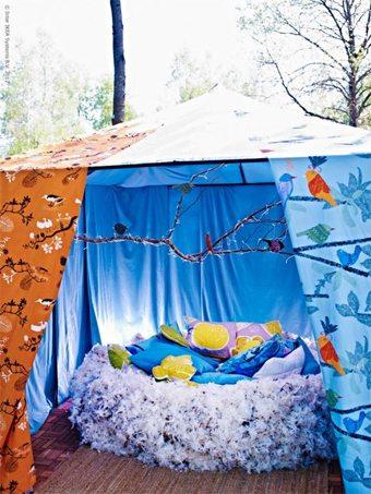 Un encantador espacio de descanso en el jardín decoracion-jardines Blog Decoracion