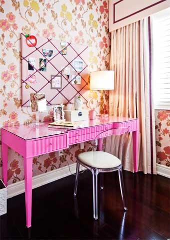 Un tablón de notas elegante y sofisticado  ideas-para-decorar, decoracion-paredes Blog Decoracion