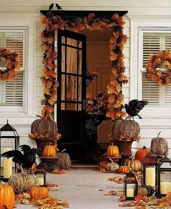 Entradas inspiradoras para decorar en Halloween  ideas-para-decorar Blog Decoracion
