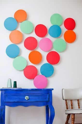 Una pared atractiva con muy poco ideas-para-decorar, decoracion-paredes Blog Decoracion