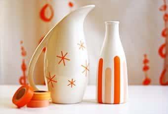 DIY: Decorar cerámicas con washi tape ideas-para-decorar, complementos-decoracion-2 Blog Decoracion