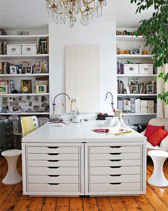 Simetría para decorar una oficina compartida ideas-para-decorar, decoracion-de-salones, complementos-decoracion-2 Blog Decoracion