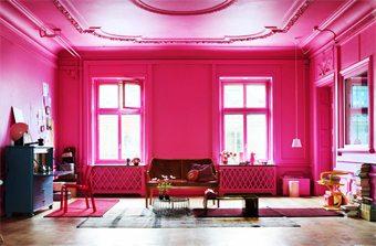 ¡Todo al rosa! ideas-para-decorar, decoracion-paredes, complementos-decoracion-2 Blog Decoracion