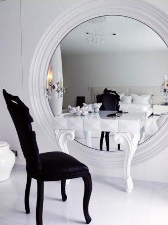 Un tocador sorprendente y elegante  muebles-decoracion, ideas-para-decorar, decoracion-dormitorios, complementos-decoracion-2 Blog Decoracion