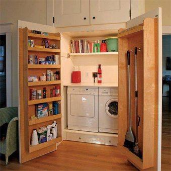 Una zona de lavado y plancha en el armario  ideas-para-decorar, complementos-decoracion-2 Blog Decoracion