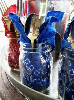Una original forma de presentar los cubiertos decoracion-comedores, complementos-decoracion-2 Blog Decoracion