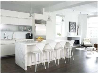 La cocina integrada en el salón decoracion-cocinas Blog Decoracion