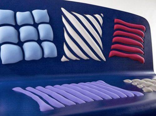 Poppins, un banco con cojines incorporados muebles-decoracion Blog Decoracion