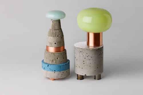 lámpara de David Taylor