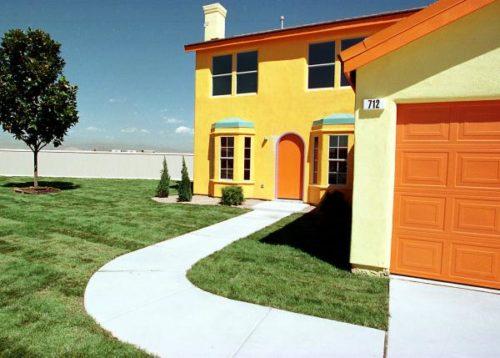La casa de Los Simpsons en la vida real, ¡existe! curiosidades-decoracion Blog Decoracion