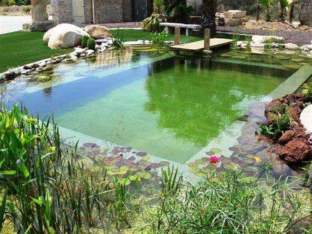 Piscinas ecológicas decoracion-jardines Blog Decoracion